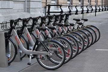 bixi-bikes